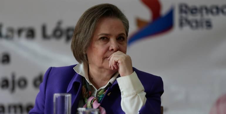 Clara lópez en el partido Liberal: Los acercamientos del liberalismo a Clara López
