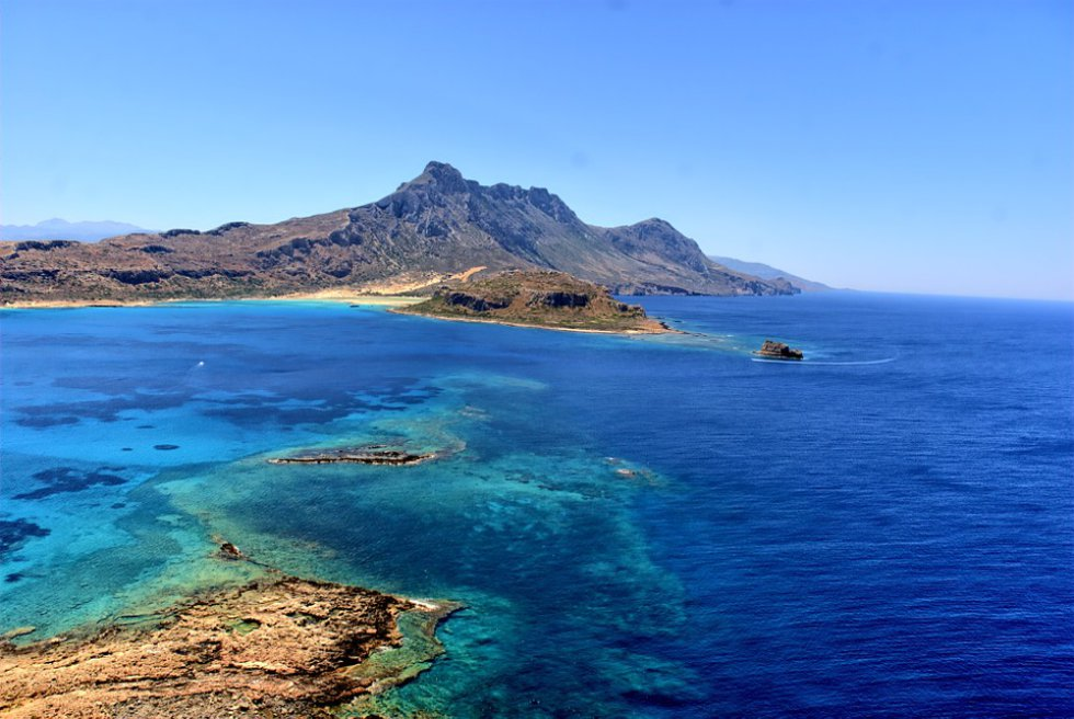 Creta, Grecia: esta isla es una joya griega flotando en un mar turquesa.