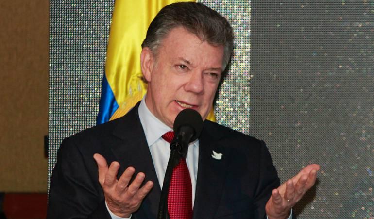 Santos fue citado por el CNE para rendir versión libre por Odebrecht