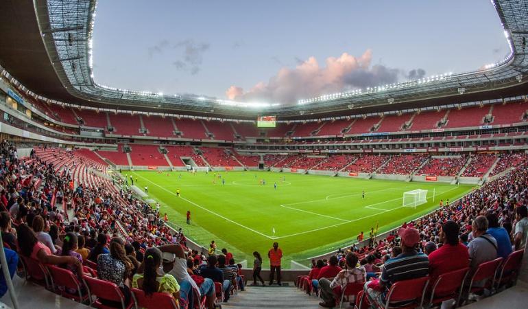 Seguridad en lso estadios de fútbol
