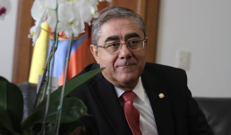 Jorge Octavio Ramírez, presidente del Consejo de Estado