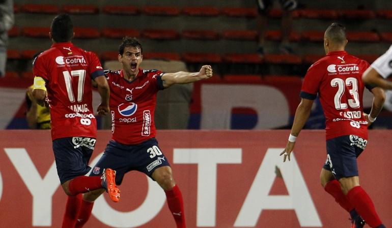 Medellín Melgar Copa Libertadores: Medellín suma sus primeros tres puntos en la Copa Libertadores