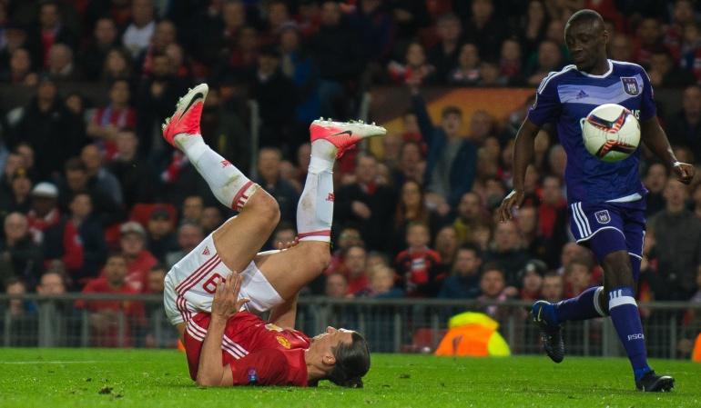 Ibrahimovic sufre daños significativos en los ligamentos