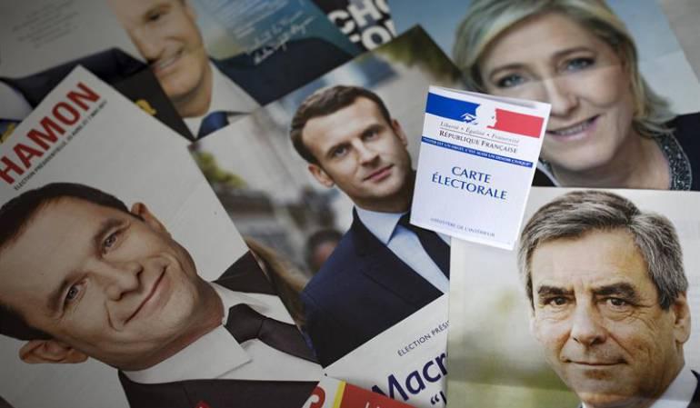 Francia elegirá nuevo presidente
