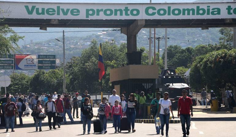 Venezolanos necesitarán Tarjeta de Movilidad Fronteriza desde el 1° de mayo
