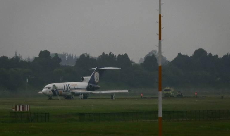 Aeropuerto El Dorado: Para la Aerocivil es fundamental garantizar operación con seguridad aérea: Coronel Sánchez