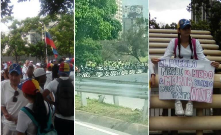 Cierran 20 estaciones del metro de Caracas — Venezuela