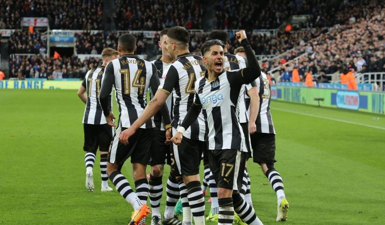 El histórico Newcastle regresa a la Liga Inglesa tras un año de ausencia