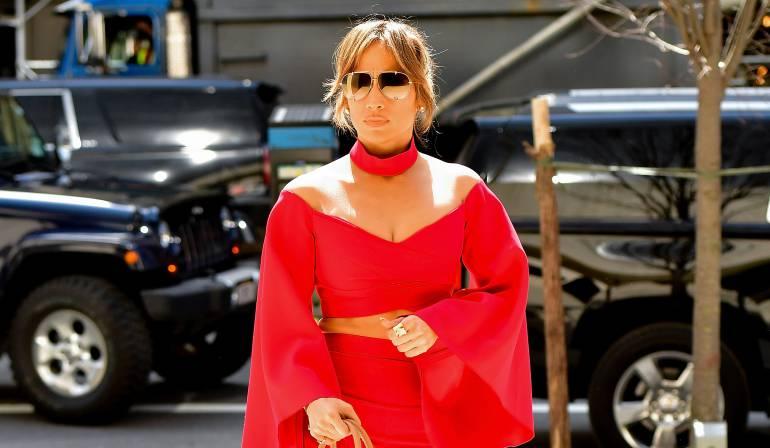 Jennifer López revela detalles de su romance con Alex Rodríguez