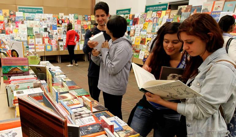 Feria del Libro de Bogotá: Más de 1.500 actividades en la 30° Feria del Libro de Bogotá