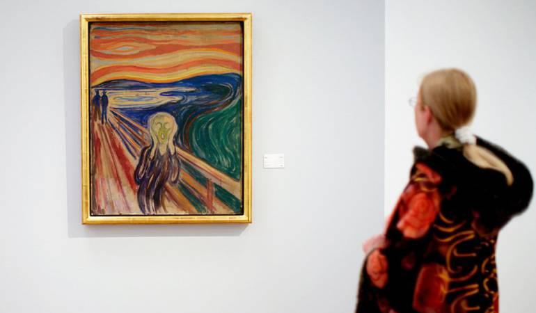 Pinturas más famosas del mundo: El extraño fenómeno atmosférico que inspiró una de las pinturas más famosas del mundo