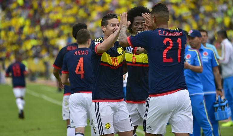 Partido amistoso Colombia - España se jugará en Murcia
