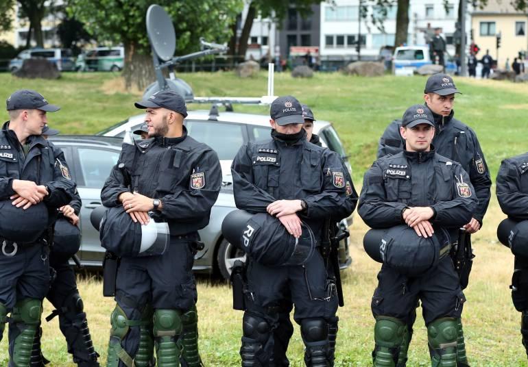 Policías turcos: 9.103 policías suspendidos en Turquía por vínculos con el intento de golpe de Estado en el 2016
