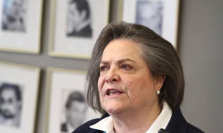 Ministra de Trabajo, Clara López.