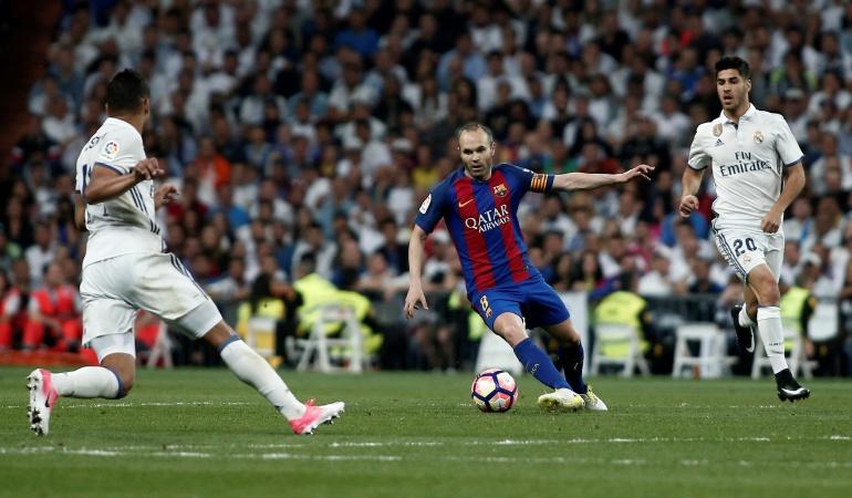 Andrés Iniesta: Andrés Iniesta, baja en el Barcelona para el partido contra Espanyol