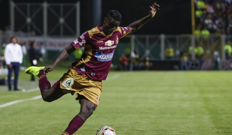 Tolima Santa Fe Liga Águila: Con contundencia, Deportes Tolima venció a Santa Fe