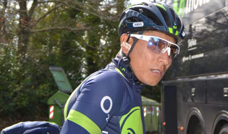 Nairo segundo en la Vuelta a Asturias