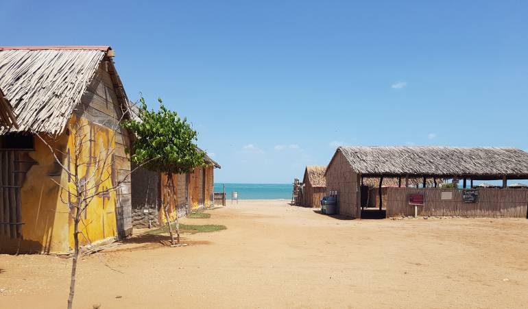 La Guajira.