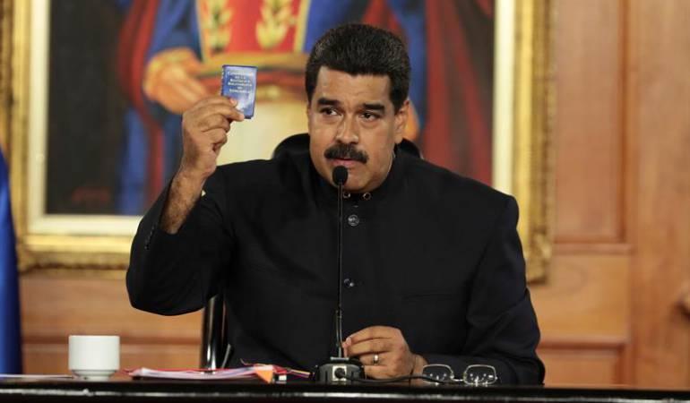 Decreto de constituyente ya tiene fuerza jurídica: Maduro