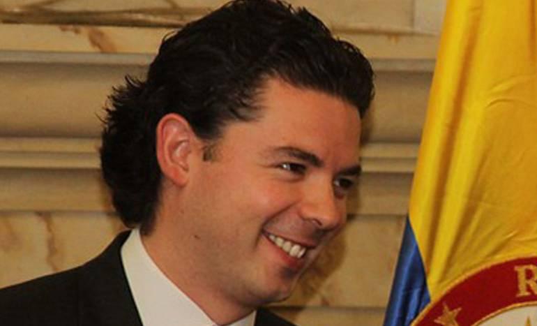 Viceministro de Defensa, Aníbal Fernández de Soto.