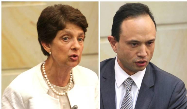 Nuevos magistrados de la Corte constitucuional en Colombia: Cristina Pardo y Carlos Bernal, nuevos magistrados de la Corte Constitucional
