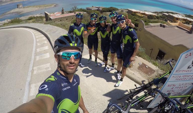 Gregarios Nairo Quintana Giro de Italia: Conozca los ocho gregarios de Nairo en su lucha por el Giro Centenario