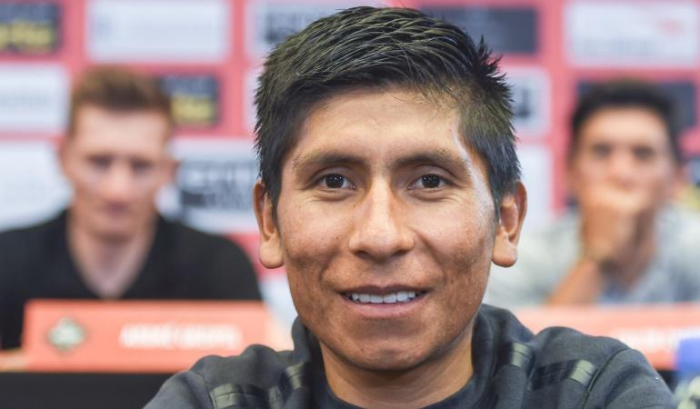 No sé si es posible ganar Giro y Tour el mismo año: Nairo Quintana