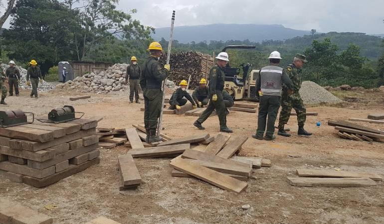 Reconstrucción Mocoa