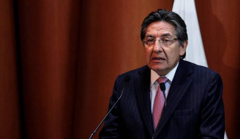 Fiscal, Néstor Humberto Martínez