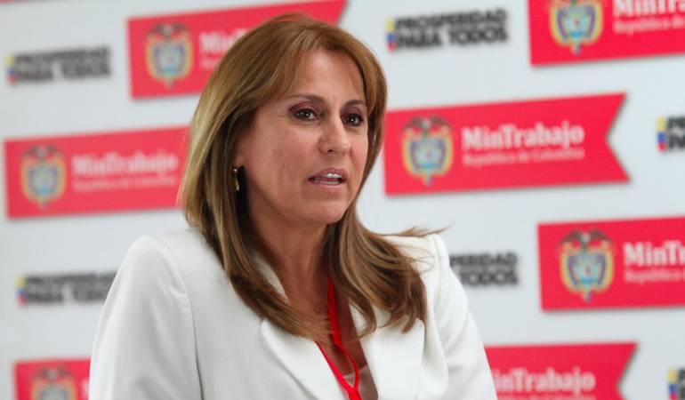 Griselda Janeth Restrepo nueva ministra de Trabajo