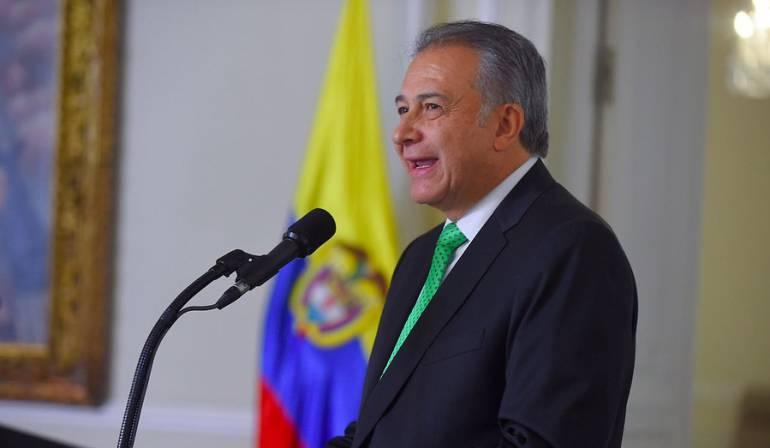 Óscar Naranjo, vicepresidente
