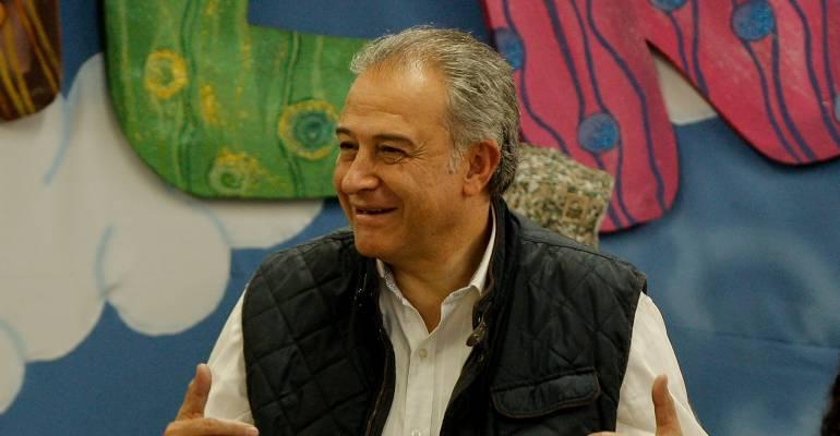 Oscar Naranjo.