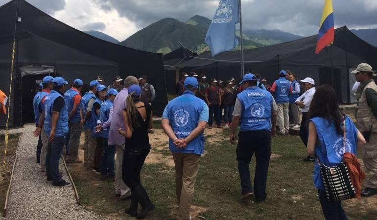 Zona veredal Vista Hermosa: Consejo de Seguridad de la ONU visitará la zona veredal de Vista Hermosa