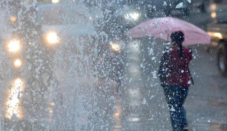 fuertes lluvias Tolima.: Las fuertes lluvias en el Tolima siguen afectado algunos municipios