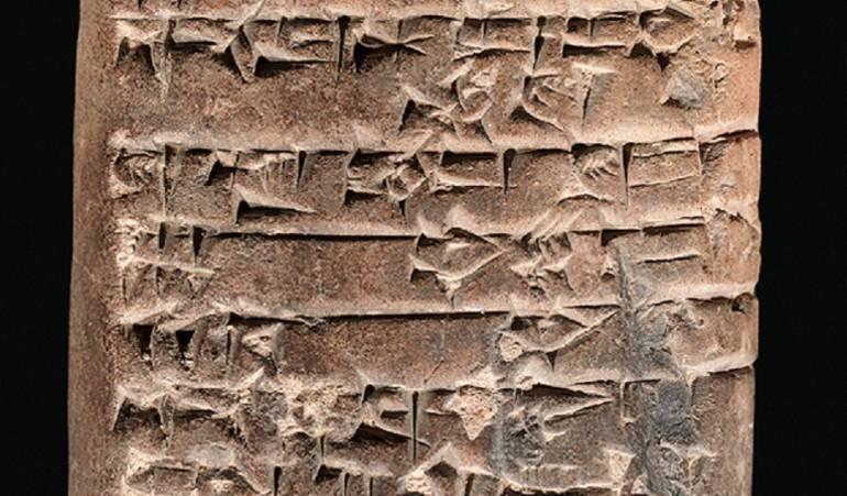 Primero escritos: ¿Qué decía el primer documento escrito que conocemos?