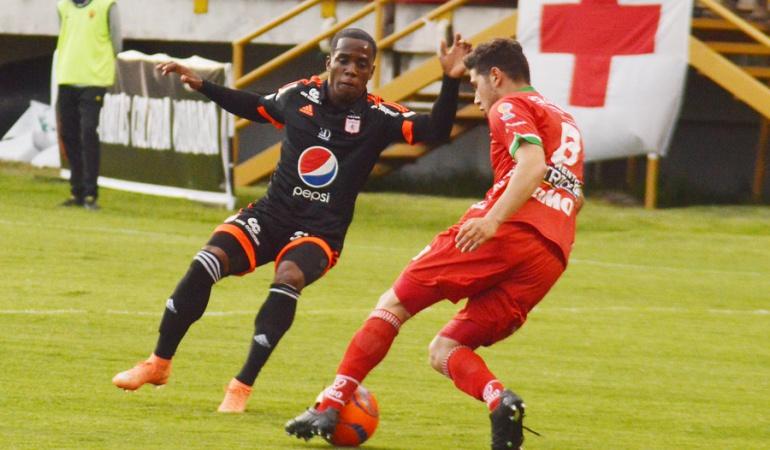Patriotas 0-0 América Liga Águila: Patriotas y América no se sacan diferencias e igualan sin goles en Tunja