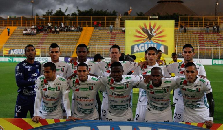 Once Caldas 2-1 Millonarios Liga Águila: Once Caldas vuelve al triunfo y complica la permanencia de Millonarios