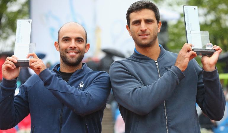 Robert Farah Juan Sebastián Cabal campeones Múnich: Robert Farah y Juan Sebastián Cabal, campeones del ATP 250 de Múnich