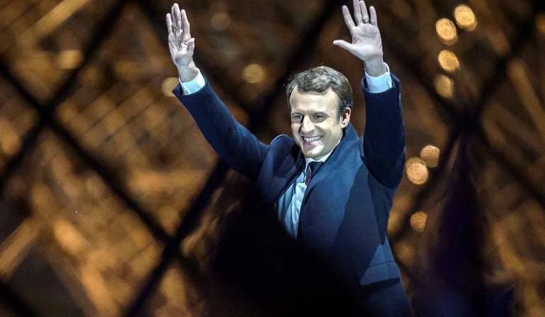 Elecciones Francia Macron: 10 datos de Macron, el presidente más joven de la historia de Francia