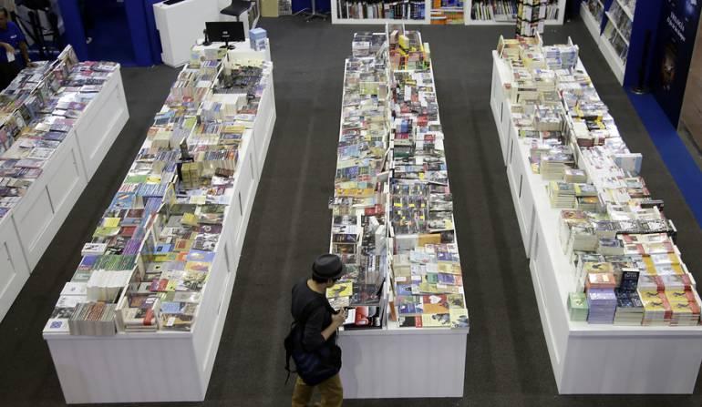 Feria del Libro de Bogotá 2017