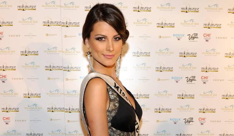 Miss Universo 2009, Stefanía Fernández Krupi.