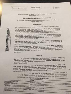 Yuliana Samboní: Sancionada la empresa que vigilaba el Equus 66