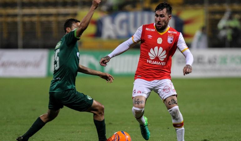 Equidad 0-0 Santa Fe: Santa Fe no pudo pasar del empate sin goles ante Equidad