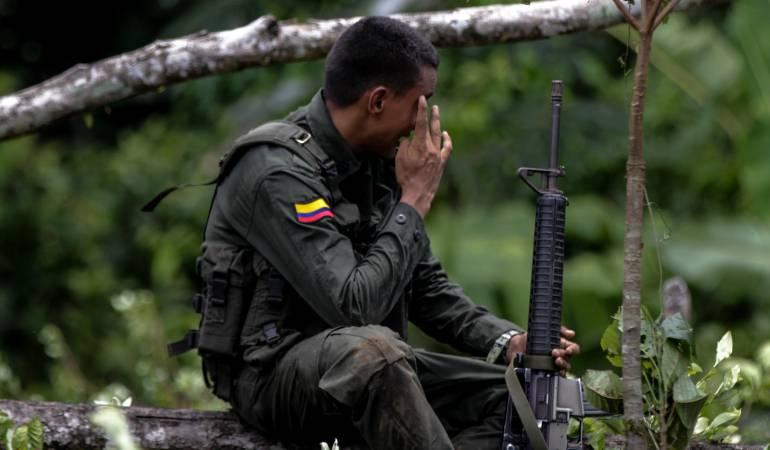 En menos de un día, dos policías son asesinados en Chocó