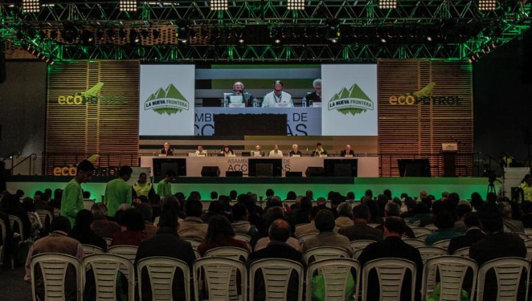 Ecopetrol reportó ganancias por 886.000 millones en el primer trimestre de 2017