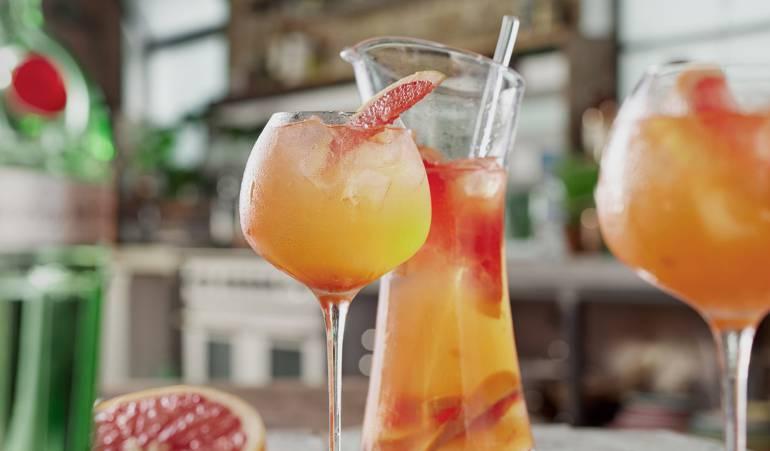 Cocktail Week Bogotá.