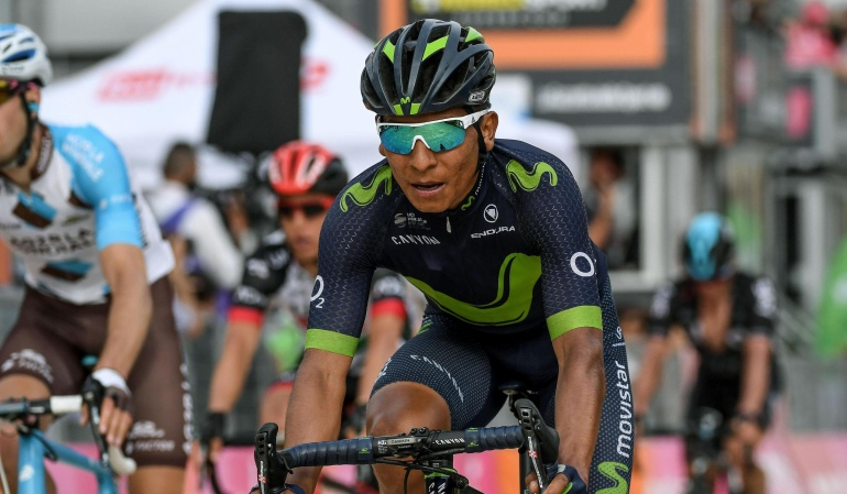 Gorka Izagirre se queda con la octava etapa del Giro de Italia