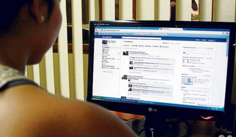 Las mujeres incluidas en el catálogo no tenían ninguna clase de seguridad en sus perfiles de la red social