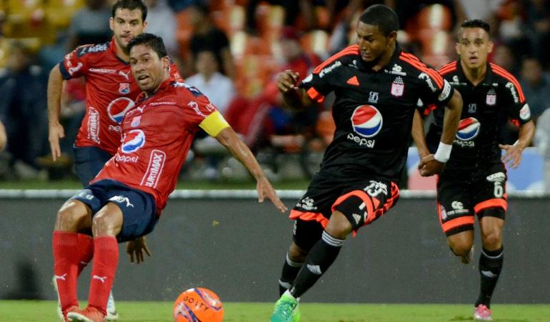 Medellín 2-2 América Liga Águila: En vibrante partido, Medellín y América igualaron 2-2 en el Atanasio