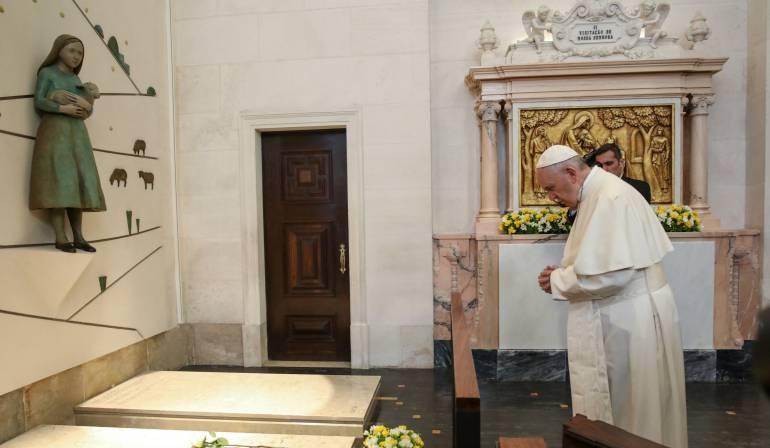 Visita del papa Francisco: Papa Francisco desea ayudar a los colombianos a consolidar caminos de la paz